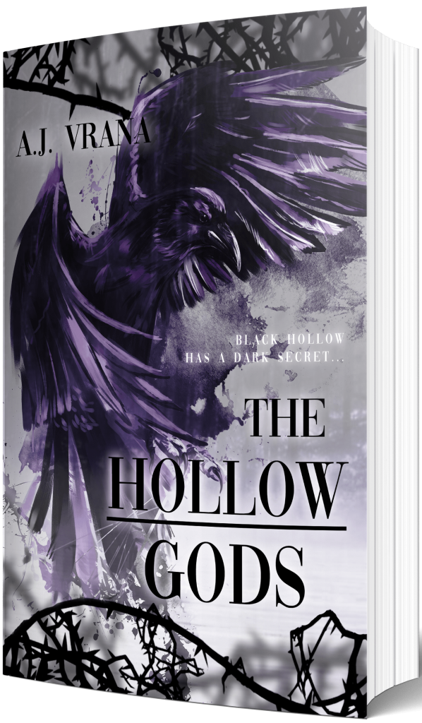 The Hollow Gods (The Chaos Cycle, #1) by A. J. Vrana